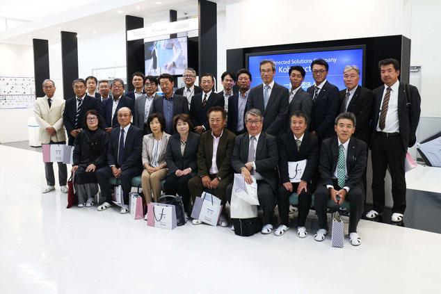 平成28年度先進企業視察研修  東大阪モノづくりセンターにおいて