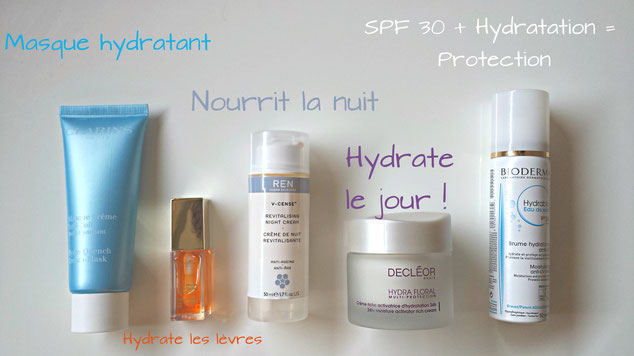 hydratation totale