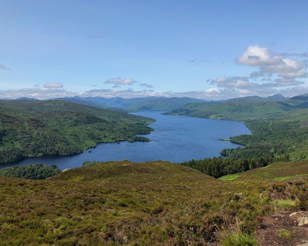 Schottland_WanderungBenAan