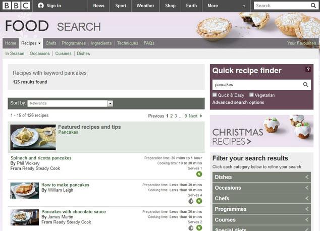 best cooking website free