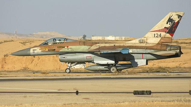 F-16A-05-CF Netz / © José Luis Celada Euba .