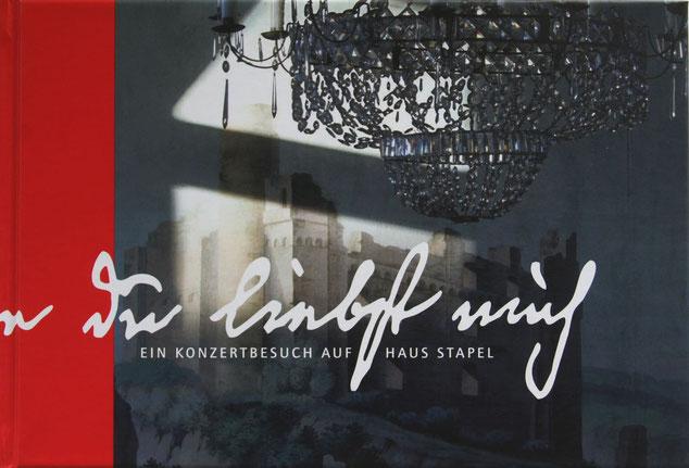 """Haus-Stapel-Bildband mit CD """"Wenn ich träume du liebst mich"""""""
