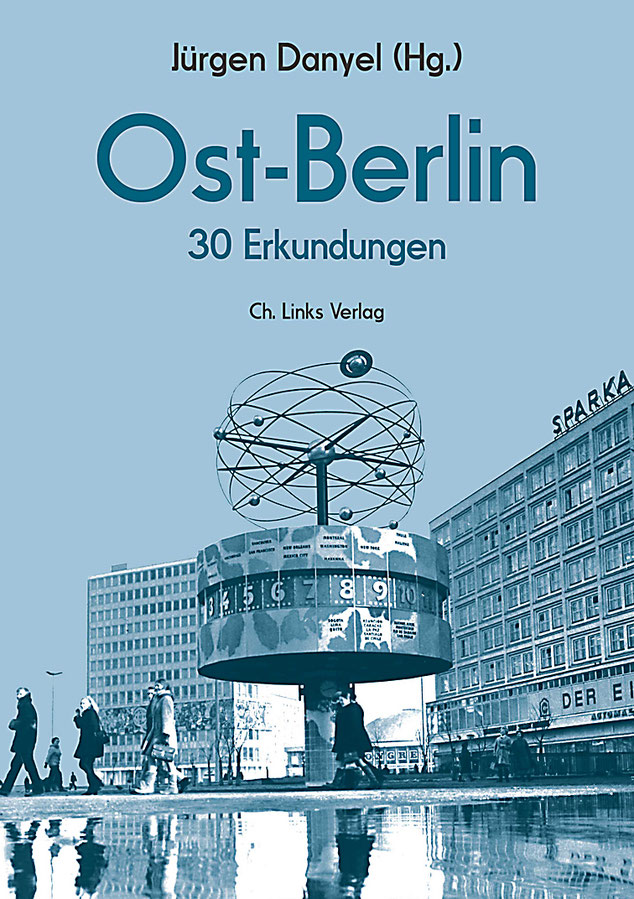 Protokollstrecke Berlin Prenzlauer Berg