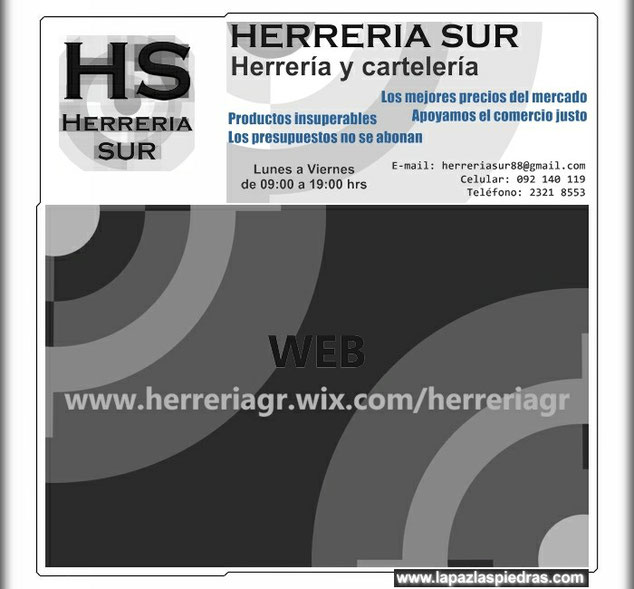 Herrería Sur