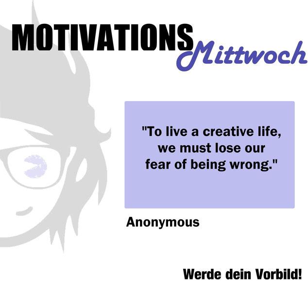 Inspiration Fitness Spruch Sprüche Hilfe Entwicklung Selbstentwicklung Kreativität kreativ Angst