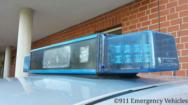 mit Weitblitz (Powerblitz) und LED Matrix nach vorne & hinten