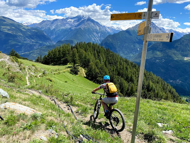 single track divertente