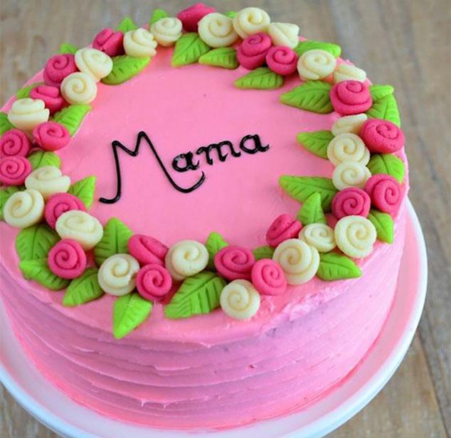 torta dia de la madre