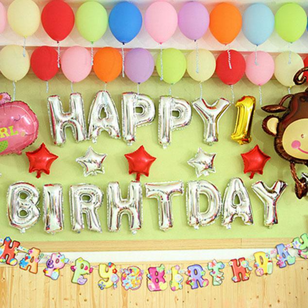 frases con globos para cumpleaños