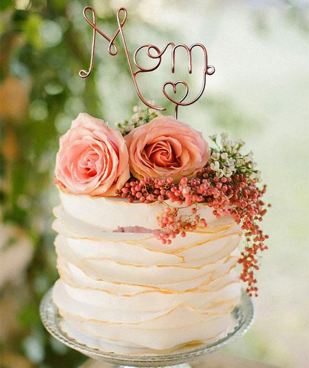 pasteles para el día de las madres