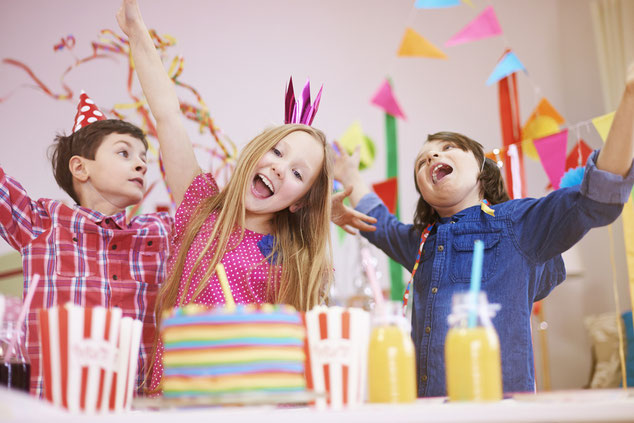 frases para cumpleaños infantiles