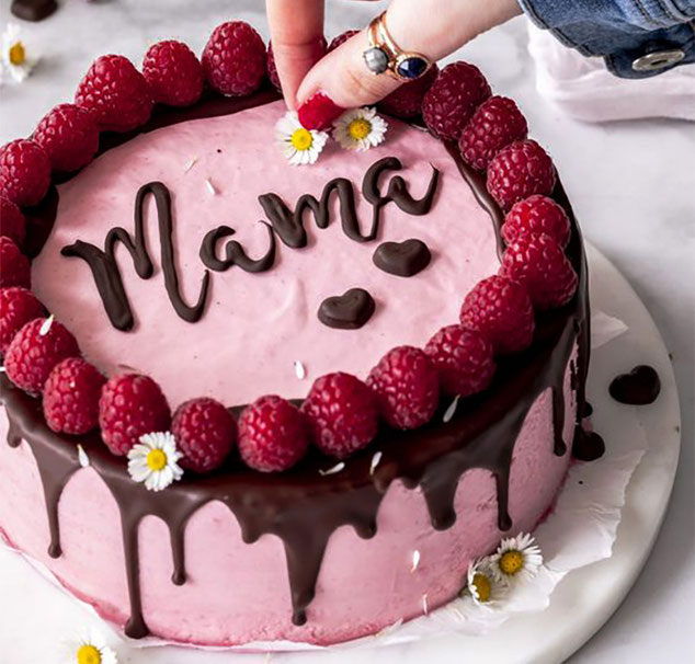 pastel dia de las madres