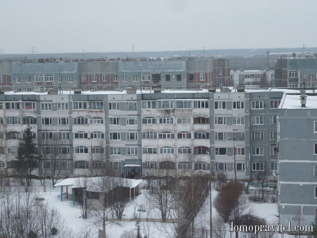 На фото: многоквартирный жилой дом в Гатчине на ул. Авиатриссы Зверевой 13, корп. 2