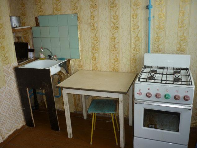 """""""Бабушкин вариант"""" кухни"""