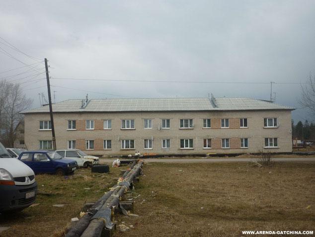 Жабино, ул. Поселковая д. 18 (Апрель 2014)