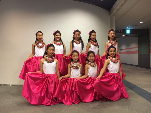 Hawaii   Loa   Hula   Competition 2016  グループ部門