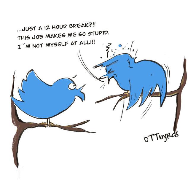lousy jobs, twitter, donald trump, accountsperre trump, soziale medien, Gewaltaufruf, Stürmung Kapitol,impeachment verfahren, ottbyrds