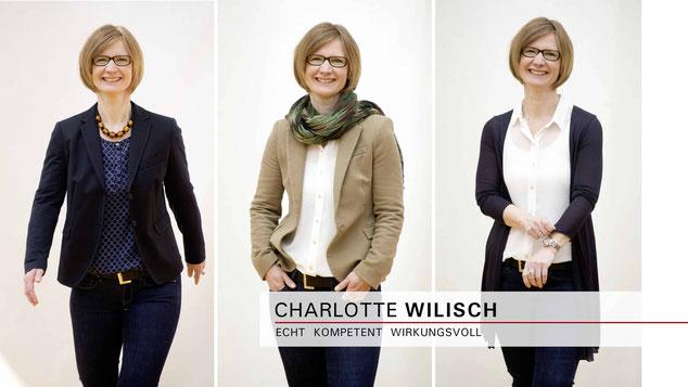 Charlotte Wilisch - Nonverbales Selbstmarketing für Frauen und Männer
