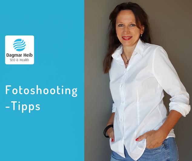 Fotoshooting Tipps für die Heilpraktiker Werbung im Marketing Zoom mit Dagmar Heib