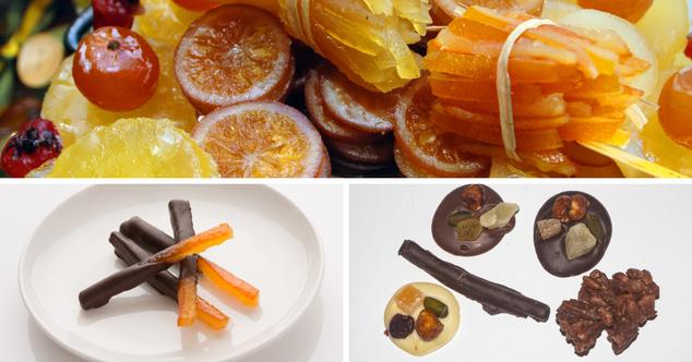 Réalisez vos orangettes, citronettes, gingembrettes ! Trouvez tous les fruits secs pour réaliser vos pâtisseries, et toutes sortes de raisins.