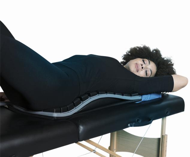 schmerzfreier Rücken mit der EMS-Massage