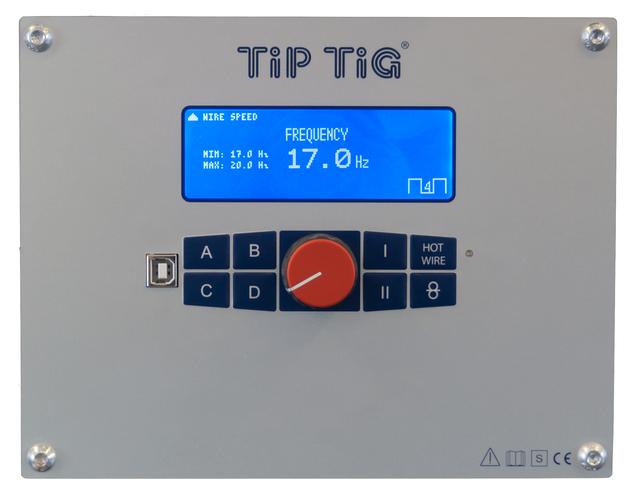 TIPTIG Control Board new