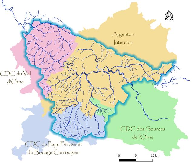 Territoire du SyMOA