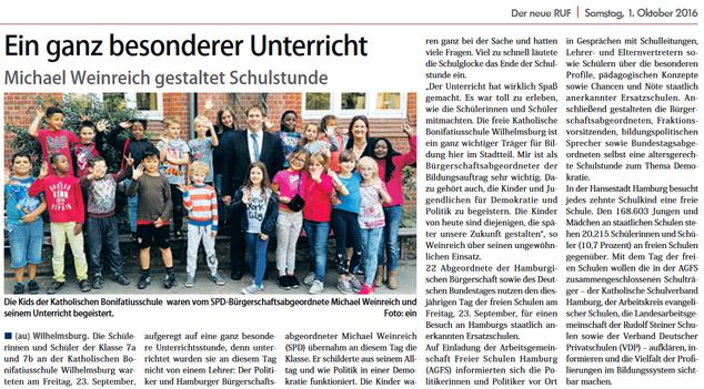 Neuer Ruf Wilhelmsburg 01.10.2016 Seite 16