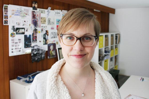 Porträt Jennifer van Rooyen