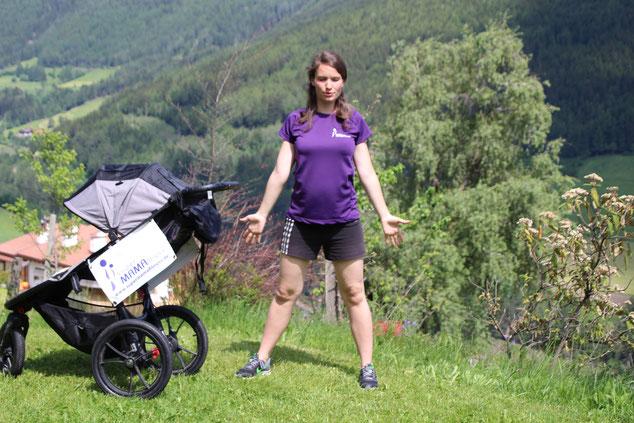 Mastertrainerin Nora (Italien / Österreich)