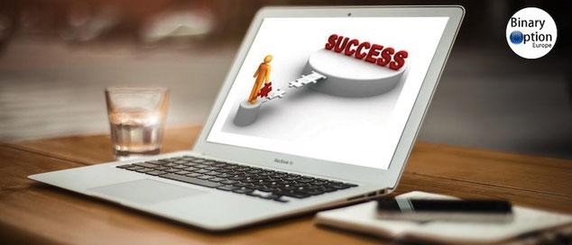 trading binario chiavi successo