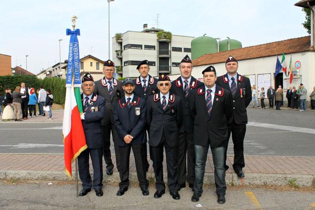 25 aprile Cesano Maderno 2014