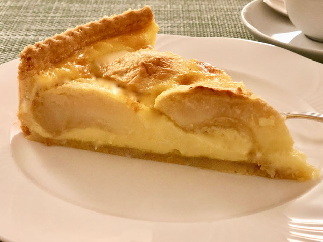 Flandrischer Apfelkuchen