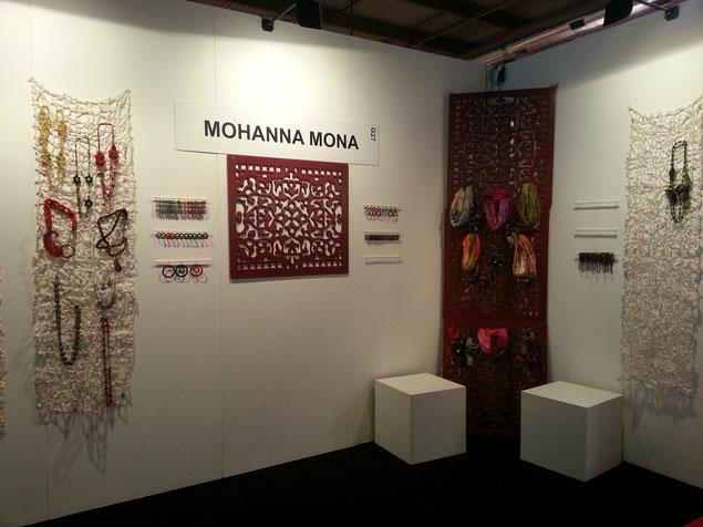 Stand di Mona Mohanna