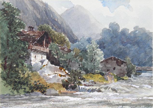 Karl Lang Archiv Büsingen Thomas Burton Watkin Forster