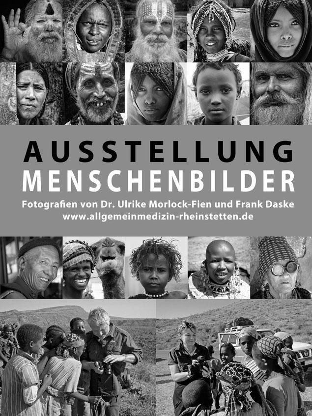 Aktuelle Ausstellung in der Praxis Dr. U. Morlock-Fien Rheinstetten-Forchheim