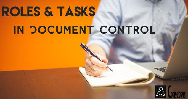 document controller job description
