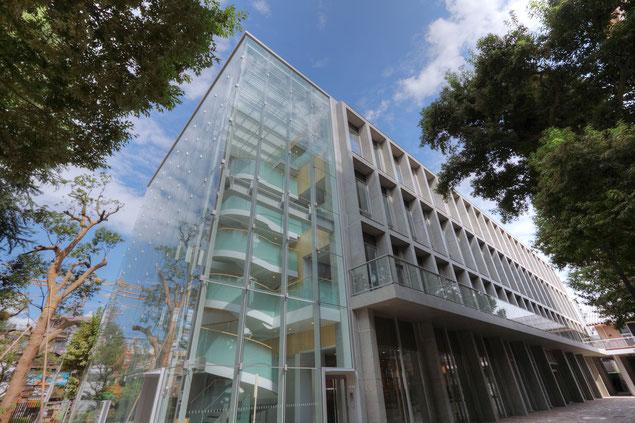 武蔵大学60周年記念 新1号館建設
