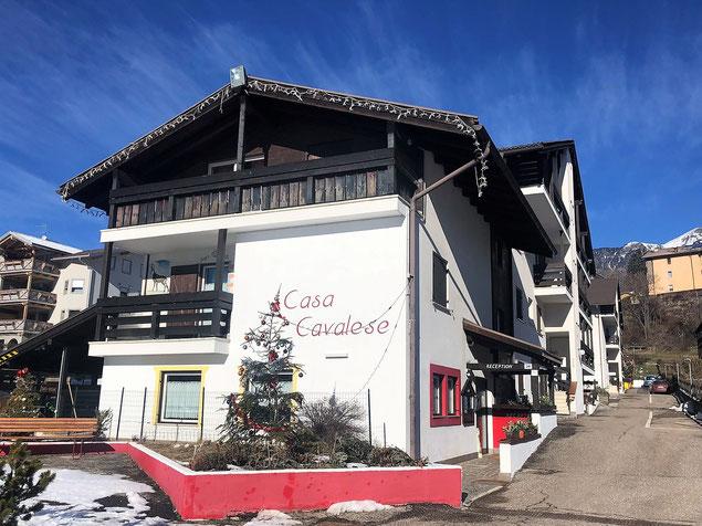 Prenota la tua vacanza in Trentino_Residence Casa Cavalese_Steva sas