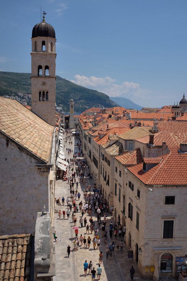 Stradun Dubrovnik Altstadt Tipps Tour
