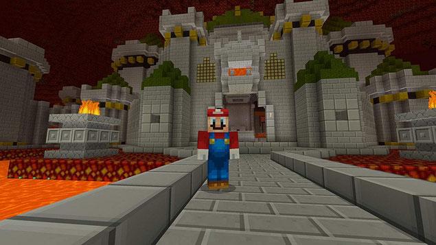 Beste Switch Spiele: Minecraft - Switch Edition