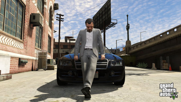 Beste Xbox One Spiele: Grand Theft Auto 5
