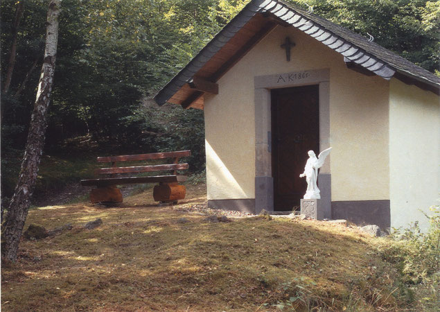 """Kapelle oberhalb von """"Näät"""""""