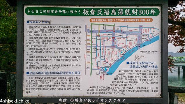 陸奥国 福島藩