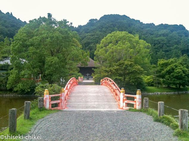 国宝「白水阿弥陀堂」(いわき市)