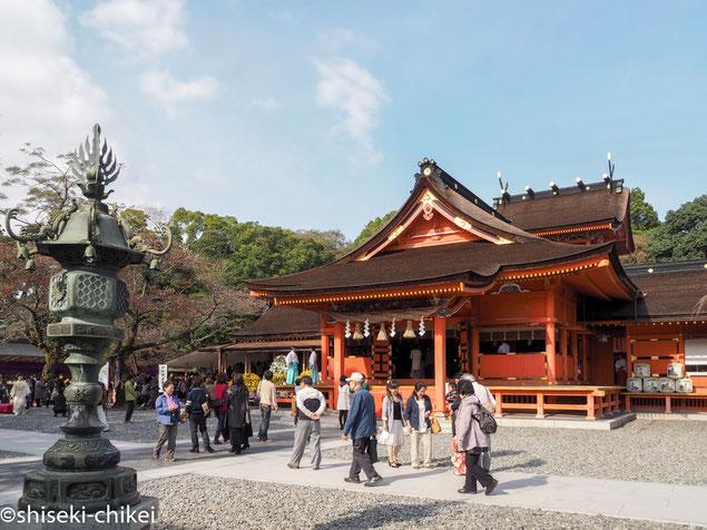 2014年11月16日 富士山本宮浅間大社拝殿