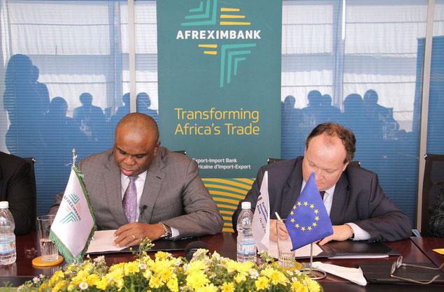 Ambroise Fayolle, Vice-président de la BEI, chargé du développement  et des financements en Afrique de l'Ouest, île Maurice / Afrique, investissement