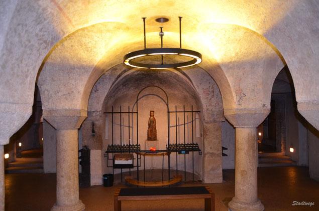 Hoher Dom zu Augsburg, Dom Mariä Heimsucht