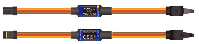 MMP スマートヒューズ付き電流電圧センサー