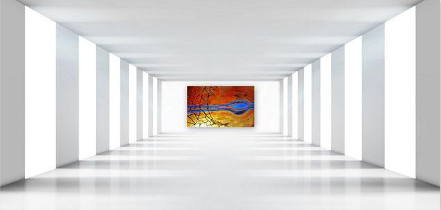 Große dicke Galerie